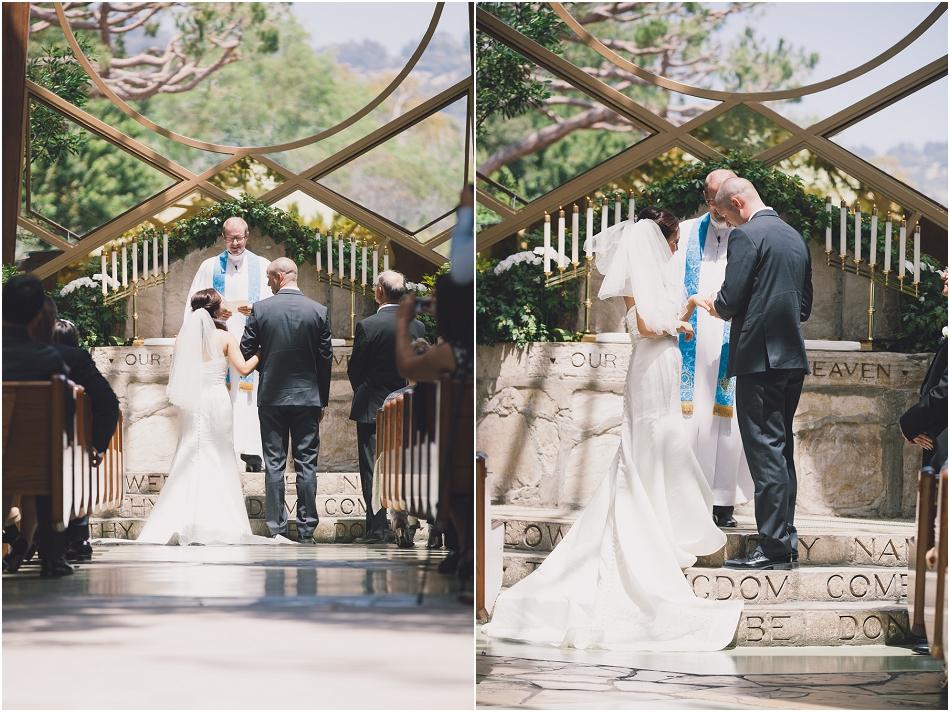wayfarers chapel wedding photographer
