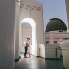 Griffith Observatory Engagement