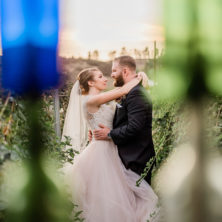 Peltzer Winery Wedding