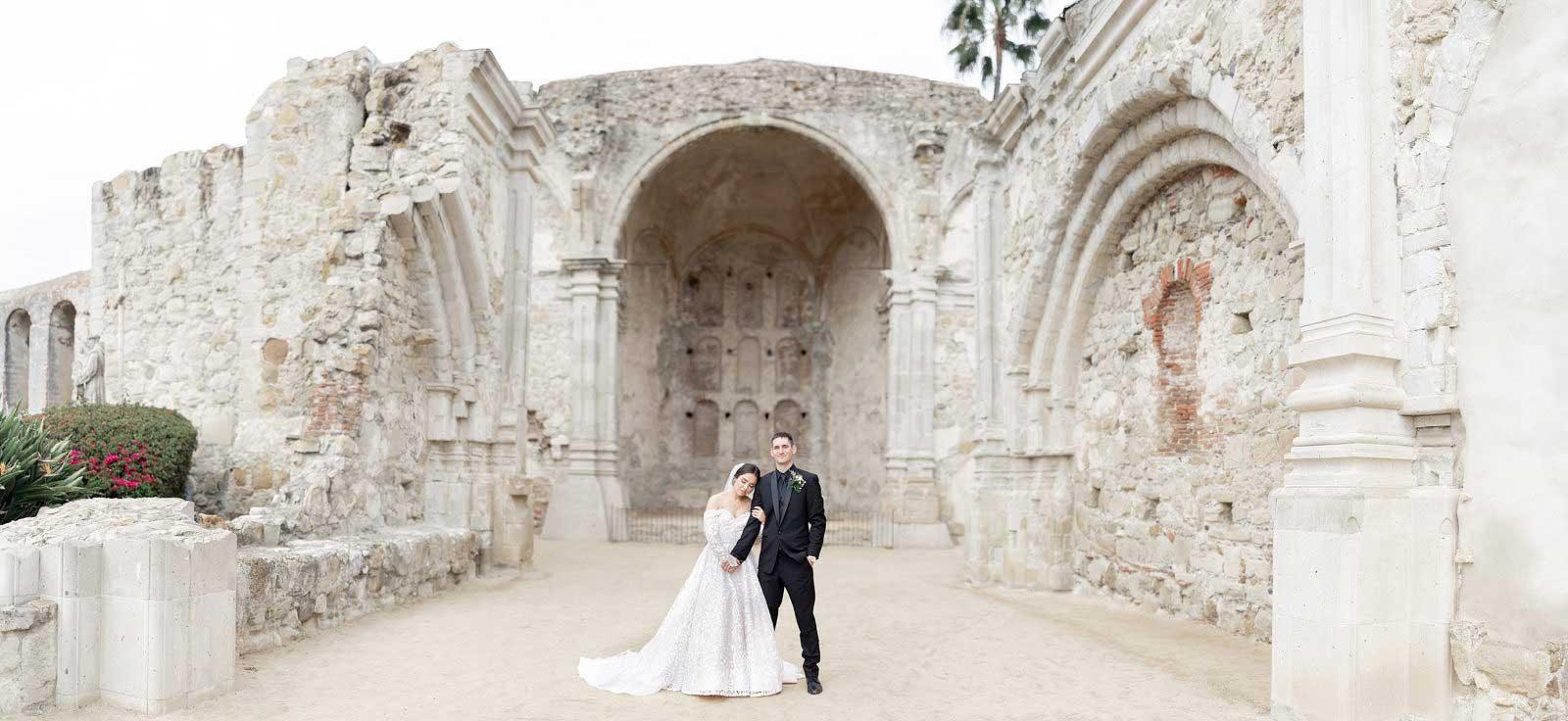 Franciscan Garden Wedding - Hitched Photo 1